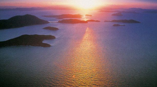 Whitsunday Sunset